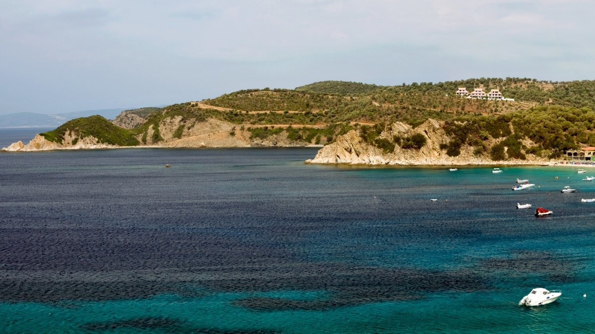 Почивка на остров Амулиани - хотел Sunrise 3*