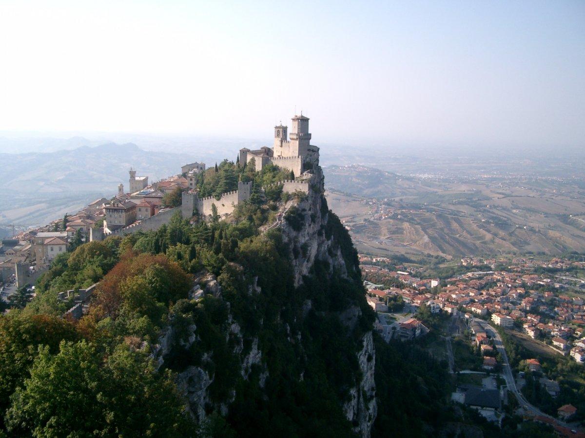 Очарованието на Италия