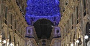 Нова година в Милано, Италия