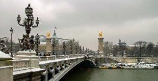 Коледното настроение на Париж