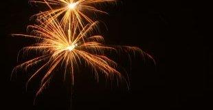 Нова година на остров Лефкада