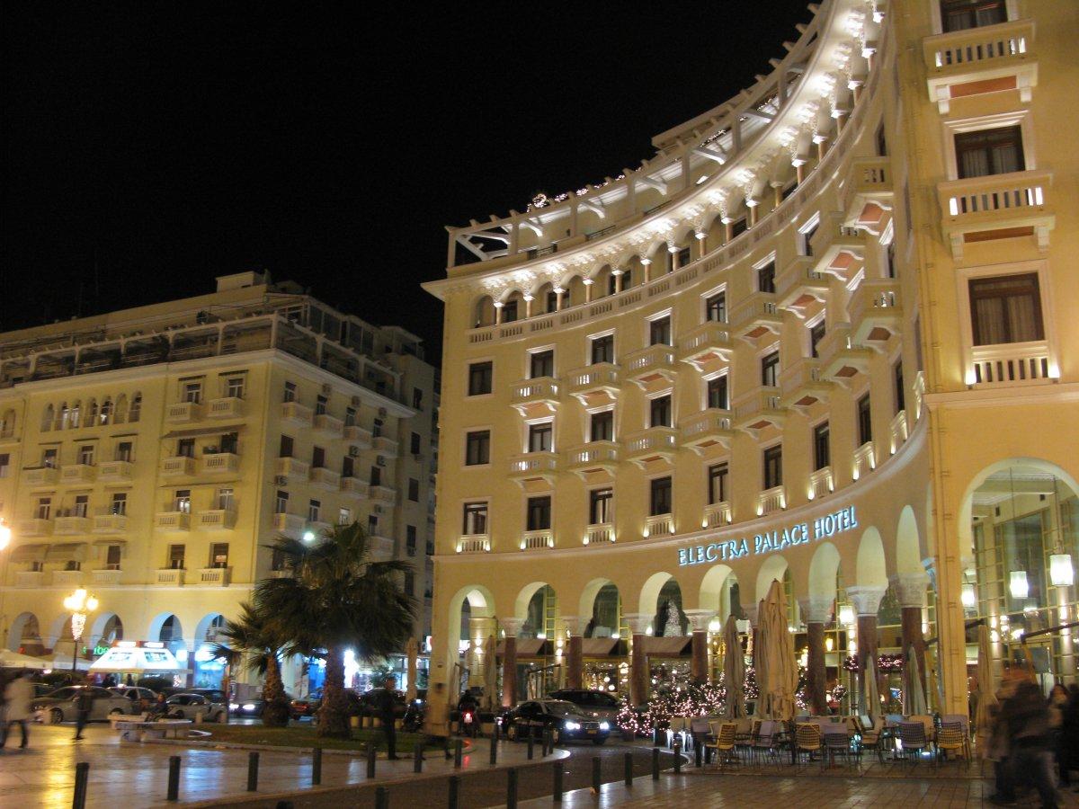 Нова година в Паралия Катерини - хотел Lito 2*+