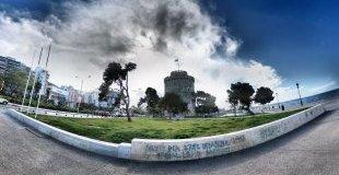 Нова година в Солун -