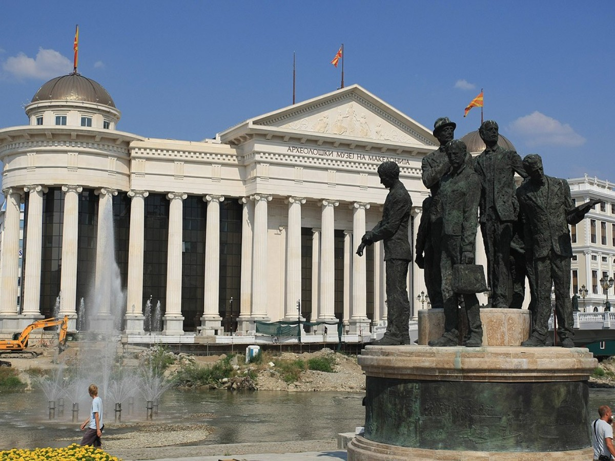 Охрид - македонска приказка - настаняване в СТУДИО - екскурзия с автобус с отпътуване от София