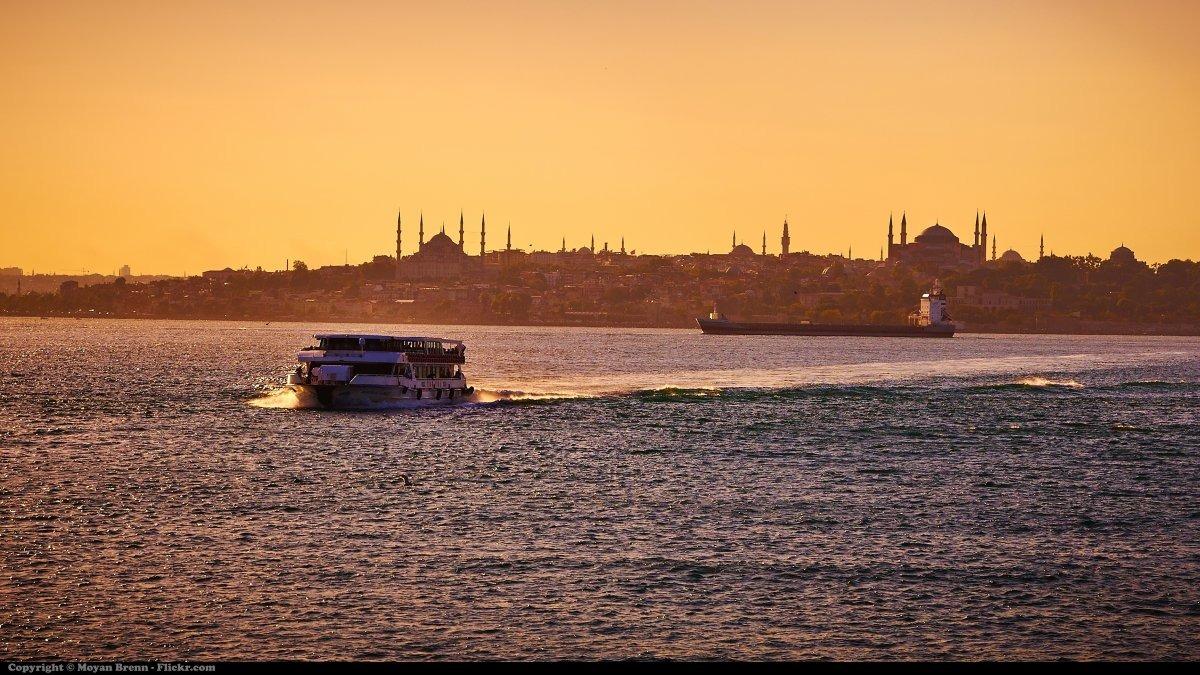 Истанбул - вълшебният свят на Ориента