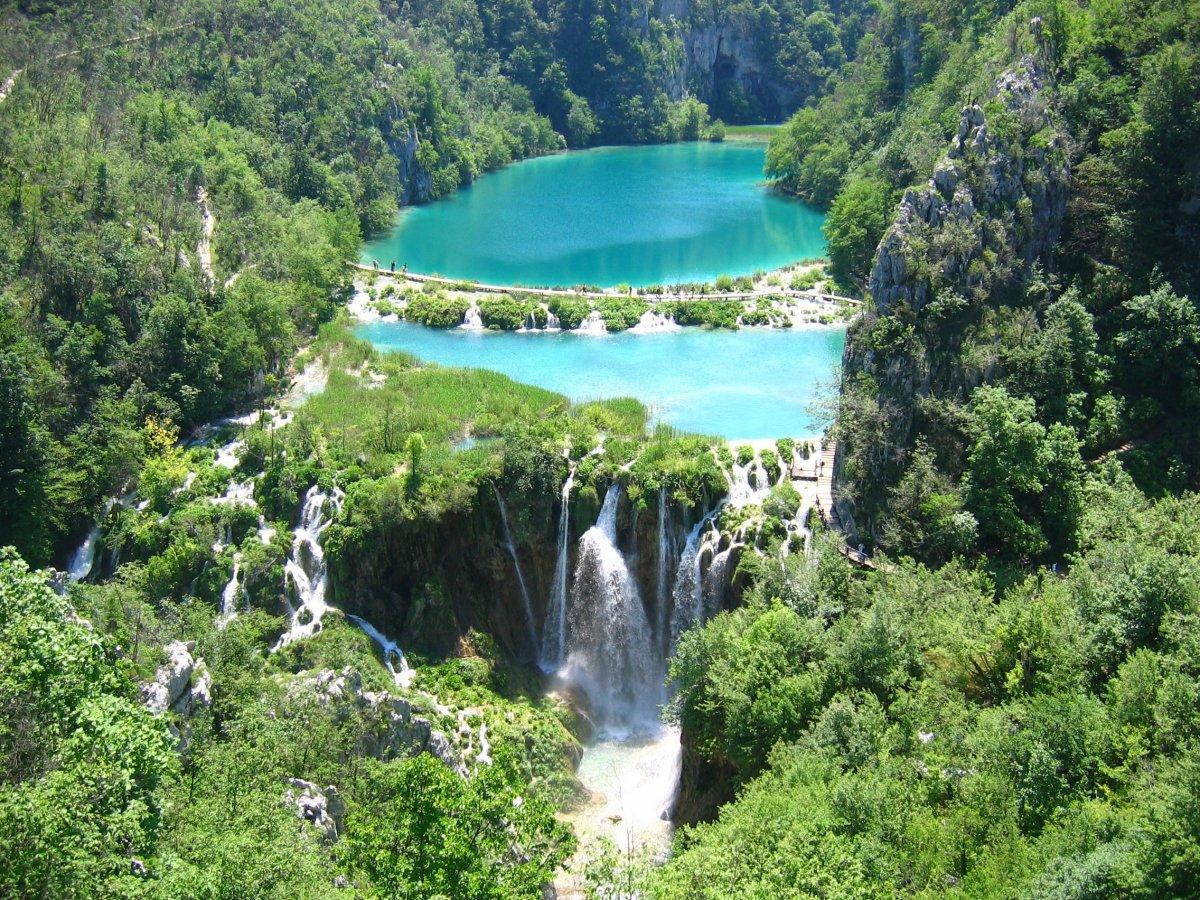 Хърватска приказка - Загреб - Плитвички езера - Трогир - Сплит - Дубровник - екскурзия с автобус