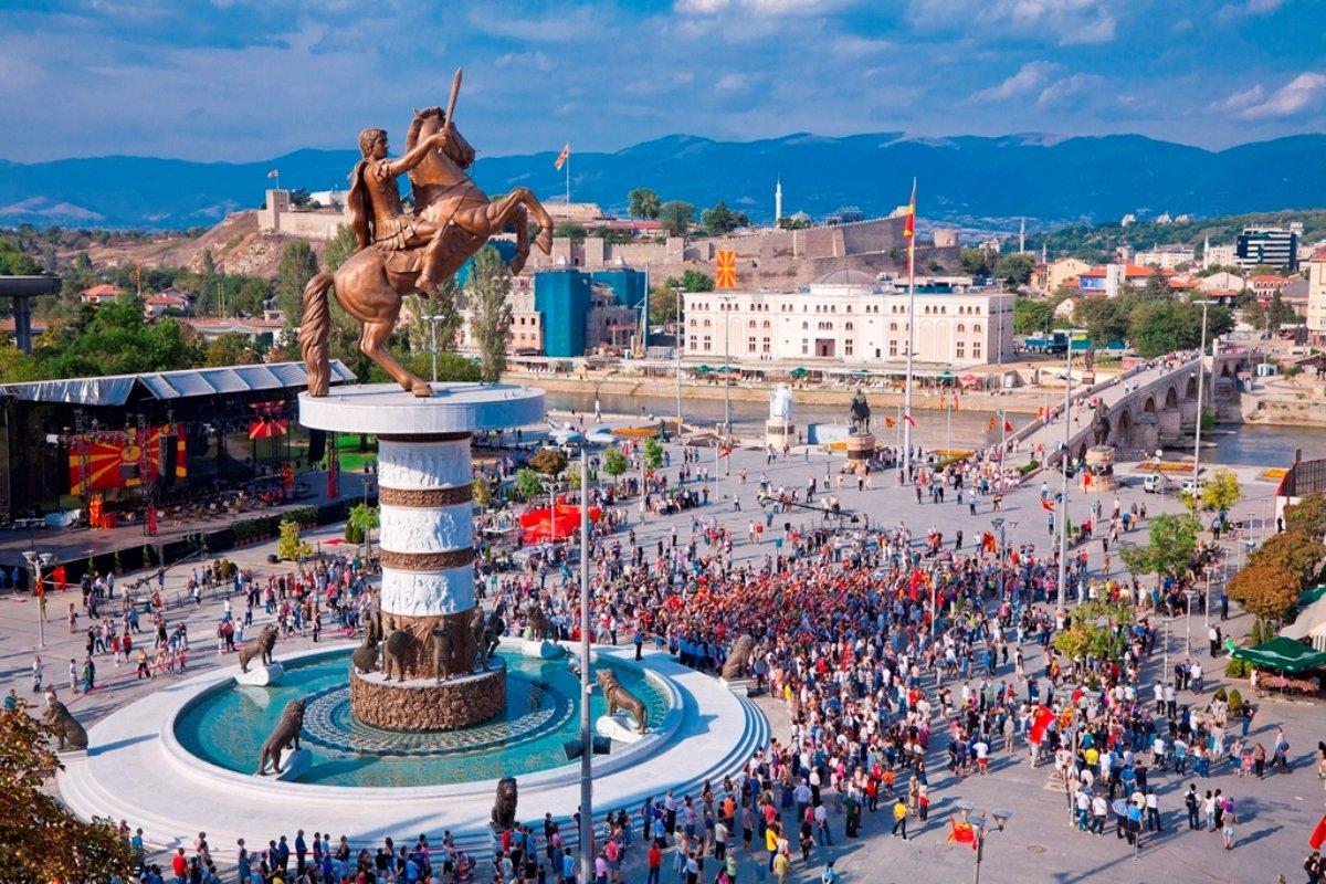 Уикенд в Скопие - екскурзия с автобус