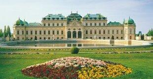 Виена - изкуство и култура, със самолет и обслужване на български език!
