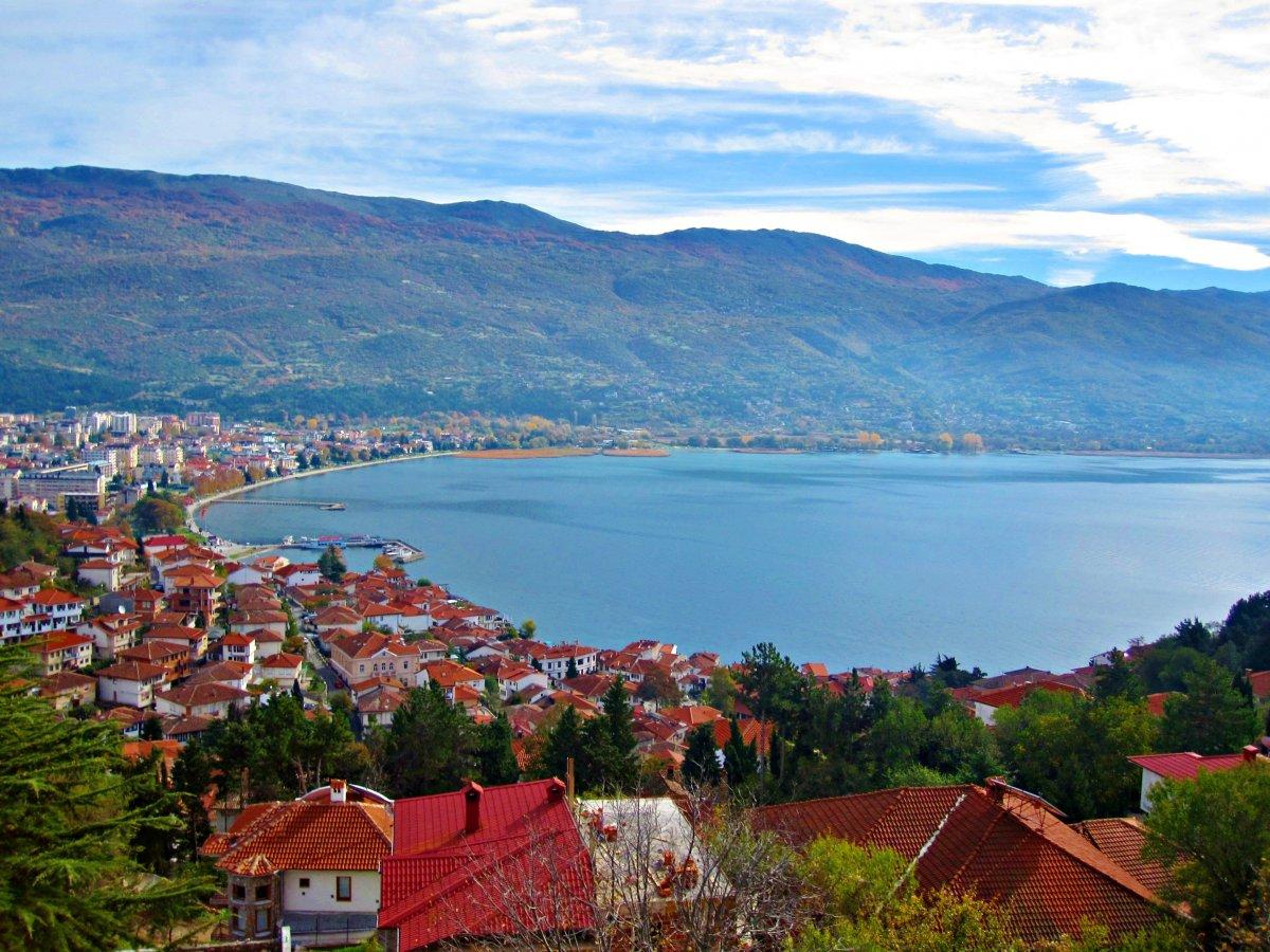 Охрид - македонска приказка - настаняване в хотел - екскурзия с автобус с отпътуване от София