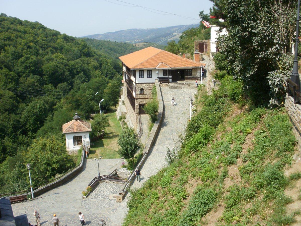 Осоговски манастир - екскурзия с автобус