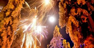 """Нова година в Паралия Катерини - хотел """"Yakinthhos"""" 2*+"""