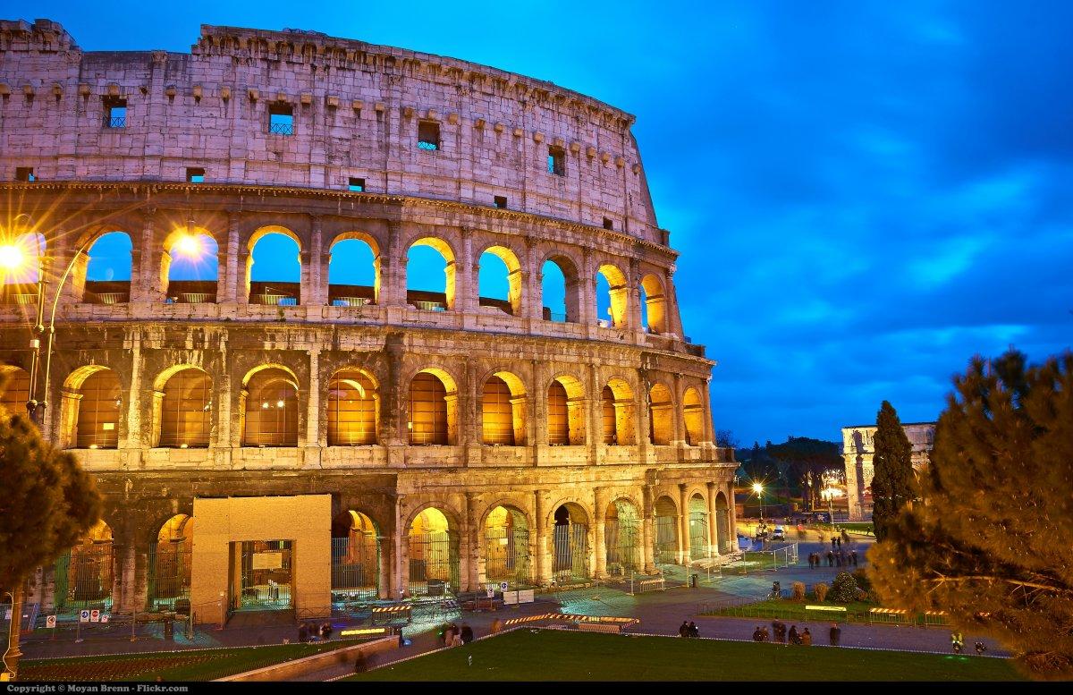 Септемврийски празници - Чудесата на Италия