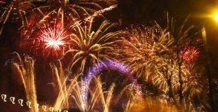 Нова година в Сараево