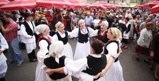 Майски празници в Загреб