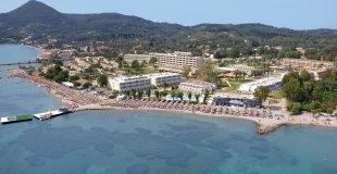 """Великден на остров Корфу - хотел """"Messonghi beach"""" 3*"""