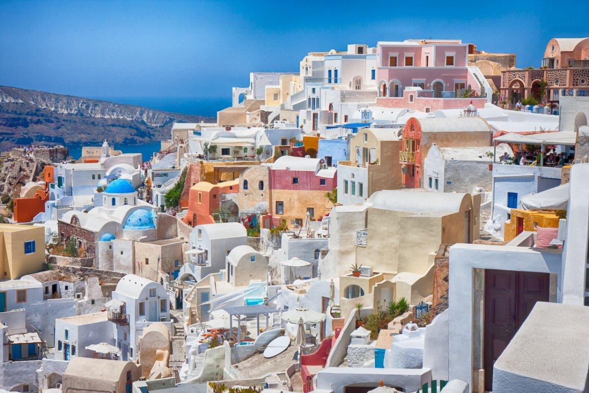 Санторини - островът с най-красивите залези