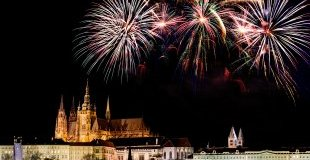 Нова година в Прага - със самолет и водач на български език!