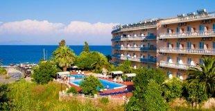 """Корфу - островът на нимфите - хотел """"Potamaki Beach"""" 3*"""