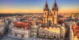 Мартенски празници в Прага - със самолет
