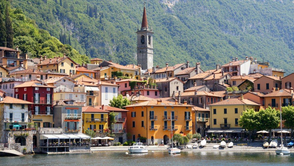 Септемврийски празници - Италиански езера