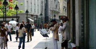 Майски празници в Белград - по Сава и Дунав