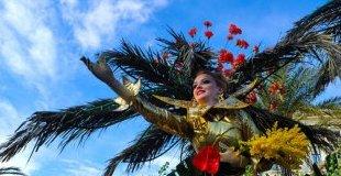 Карнавалът в Ница и Мантон - със самолет, обслужване на български език