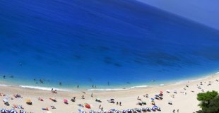 Лефкада - изумруденият остров - Специална ваканционна програма за туристи над 55 години & приятели!