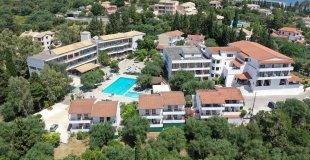 """Корфу - островът на нимфите - хотел """"Dassia Holiday Club"""" 3*"""
