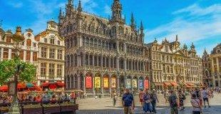 Брюксел - с вкус на шоколад, със самолет и обслужване на български език