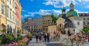 Величието на Полша - Краков - Варшава - Лодз