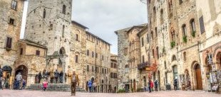 Екскурзия в ИТАЛИЯ - Тоскана - сърцето на Италия - Великден!