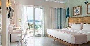 """Почивка на остров Тасос - 3 нощувки със закуски и вечери - хотел """"Zoe"""" 4* - с организиран транспорт!"""